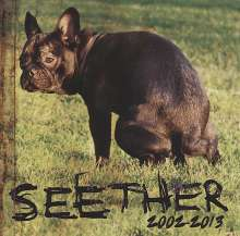Seether: 2002 - 2013 (Jewelcase), 2 CDs