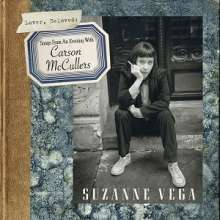 Suzanne Vega: Lover, Beloved: Songs From An Evening With Carson McCullers, CD