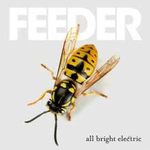 Feeder: All Bright Electric, CD