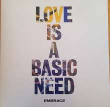 Embrace (Alternative): Love Is A Basic Need, LP