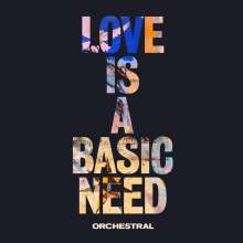 Embrace (Alternative): Love Is A Basic Need (Orchestral), LP