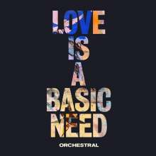 Embrace (Alternative): Love Is A Basic Need (Orchestral), CD
