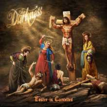 The Darkness (Rock/GB): Easter Is Cancelled (180g), LP