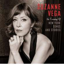 Suzanne Vega: An Evening Of New York Songs And Stories (180g), 2 LPs