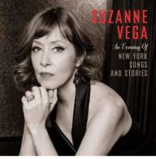 Suzanne Vega: An Evening Of New York Songs And Stories, CD