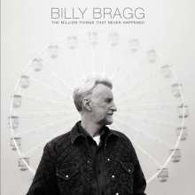 Billy Bragg: The Million Things That Never Happened (Limited Edition) (Blue Vinyl), LP