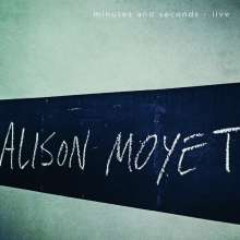 Alison Moyet: Minutes And Seconds: Live, CD