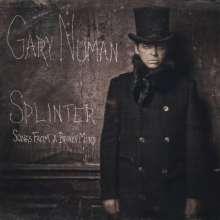 Gary Numan: Splinter (Songs From A Broken Mind), CD