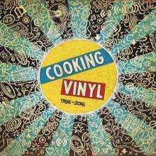 Cooking Vinyl (30th Anniversary) (Limited Edition), 4 CDs