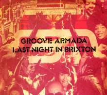 Groove Armada: Last Night In Brixton: Live 2012, CD