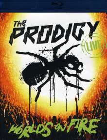 The Prodigy: Worlds On Fire (Blu-Ray + CD), 2 Blu-ray Discs