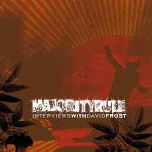 Majority Rule: Interviews With David Frost (White Vinyl), LP
