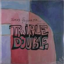 Tomas Fujiwara: Triple Double, 2 LPs