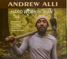 Andrew Alli: Hard Workin' Man, CD