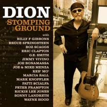 Dion: Stomping Ground, CD