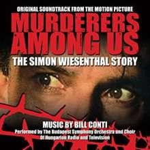 Filmmusik: Murderers Among Us: The Simon Wiesenthal Story (DT: Recht, nicht Rache), CD