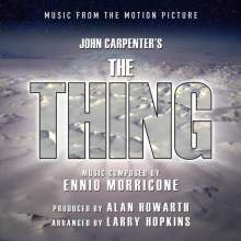 Ennio Morricone (geb. 1928): Filmmusik: The Thing: Music From The Motion Picture, CD