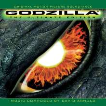 Filmmusik: Godzilla (Limited Edition), 3 CDs