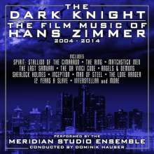 Meridian Studio Ensemble: Filmmusik: The Dark Knight: The Film Music Of Hans Zimmer Volume Three: 2002 - 2014, CD