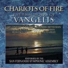 Filmmusik: Chariots Of Fire: The Film Works Of Vangelis (Limited-Edition), CD