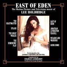 Filmmusik: East Of Eden: The Motion Picture And Television Music Of Lee Holdridge, CD
