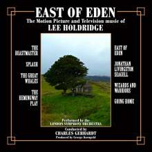 Lee Holdridge: Filmmusik: East Of Eden: The Motion Picture And Television Mu, CD