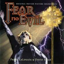 Filmmusik: Fear No Evil, CD