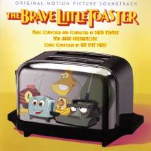 David Newman: Filmmusik: Brave Little Toaster (O.S.T.), CD