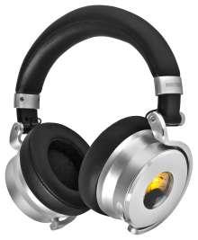 Meters M-OV-1 Blk - Ausführung Schwarz/Silber, Over-Ear mit Rauschunterdrückung, Kabelgebunden mit Mikrofon, CD