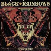 Black Rainbows: Pandaemonium, CD