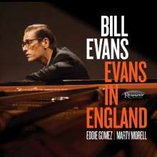 Bill Evans (Piano) (1929-1980): Evans In England, 2 CDs