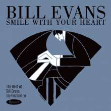 Bill Evans (Piano) (1929-1980): Smile With Your Heart, CD