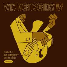 Wes Montgomery (1925-1968): Wes's Best, CD