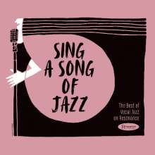 Sing A Song Of Jazz, CD