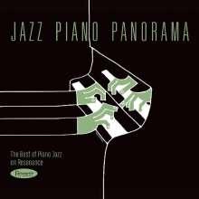 Jazz Piano Panorama, CD