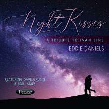 Eddie Daniels (geb. 1941): Night Kisses, CD
