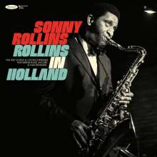 Sonny Rollins (geb. 1930): Rollins In Holland: The 1967 Studio & Live Recordings (180g) (Limited Handnumbered Deluxe Edition), 3 LPs