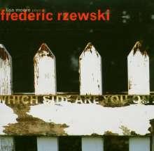 Frederic Rzewski (geb. 1938): North American Ballads, CD