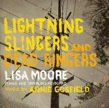 Annie Gosfield (geb. 1960): Lightning Singers & Dead Ringers, CD