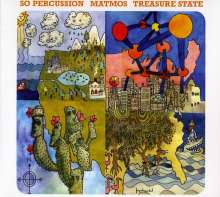 So Percussion/matmos: Treasure State, CD