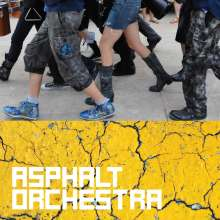 Asphalt Orchestra: Asphalt Orchestra, CD