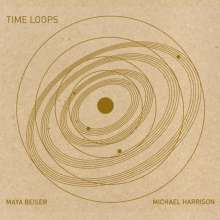 Michael Harrison (20.Jh.): Time Loops - Music in pure Intonation, CD