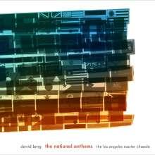 """David Lang (geb. 1957): Chorwerke """"The National Anthems"""", CD"""