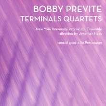 Bobby Previte (geb. 1957): Terminals Quartets, CD
