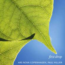 Ars Nova Copenhagen - First Drop, CD
