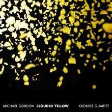 Michael Gordon (geb. 1963): Werke für Streichquartett, CD