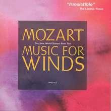 Wolfgang Amadeus Mozart (1756-1791): Divertimenti KV 439b Nr.2 & 3, CD
