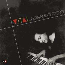 Fernando Otero: Vital, CD