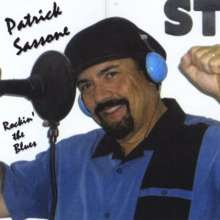 Patrick Sassone: Rockin' The Blues, CD