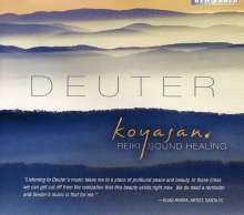 Deuter: Koyasan: Reiki Sound Healing, CD